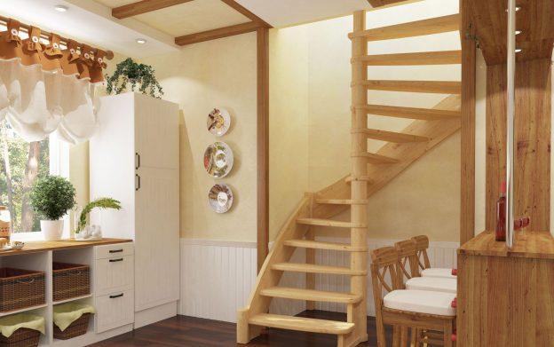 Лестница дома