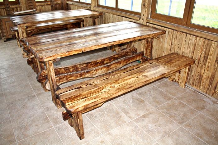 Мебель из массива своими руками фото