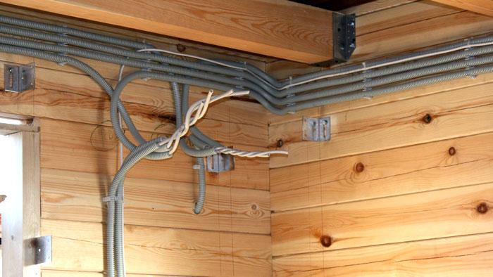 Как сделать электропроводку в своём доме своими руками